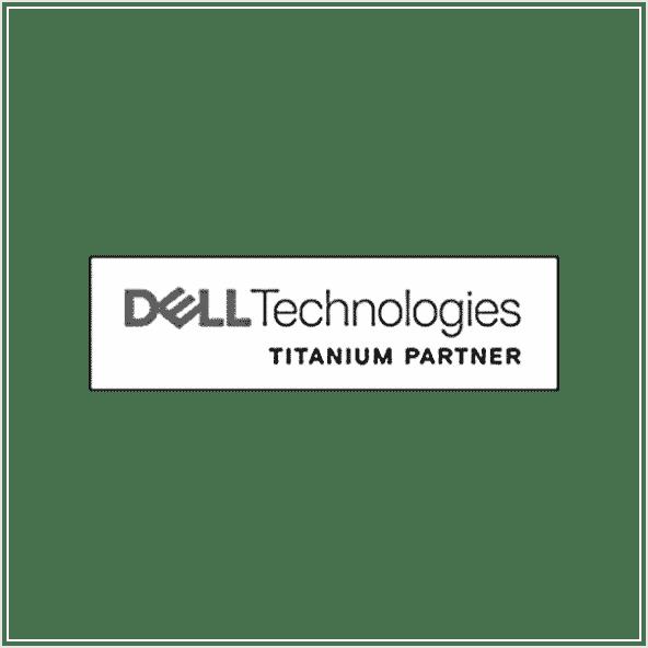 Dell titanium partners